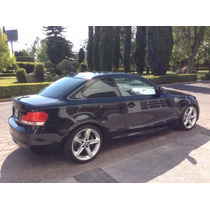 Bmw Serie 1 2p 135ia Coupe Aut Turbo 2011. Potente Y Hermoso