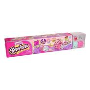 Shopkins Mega Pack Con 20 Figuras Y Canastita