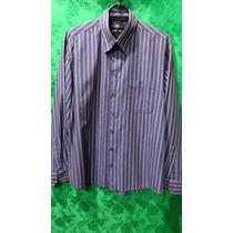 Camisa Social Masculina Regular Fit Marca Base Tm/m
