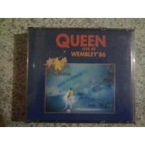 Cd Queen Live At Wembley 86 -original