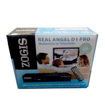 Sintonizador Tv Analog A Digital Zogis,real Angel D2 C/ Fuen