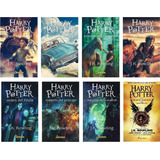 Harry Potter Saga Completa / J. K. Rowling / Libros