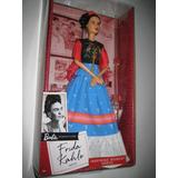 Barbie Signature Frida Kahlo Artist Mujeres Que Inspiran Coa