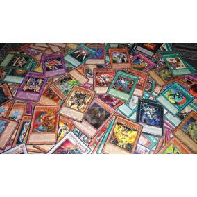 Super Lote Com 100 Cards (português) Yugioh
