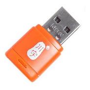Adaptador Leitor Cartão Micro Sd Usb 2.0 Até 512gb C286