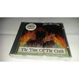 Helloween - The Time Of The Oath (cd Duplo Raro) Lacrado