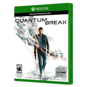 Juego Para Xbox One Quantum Break Fisico