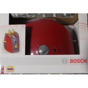 Tostadora Bosch De Juguete