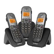 Telefone S Fio Intelbras Com Vivavoz Com Dois Ramais Ts 5123