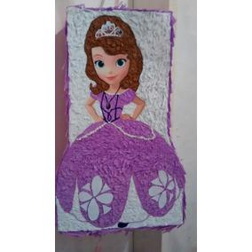 Piñata De Princesita Sofia