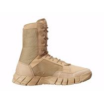 Bota Oakley Assault Light Boot Militar Desert Nova Original