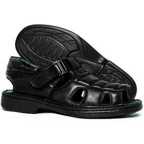 1d18227bf Sapatos Masculinos Confort Gel - Sandálias e Chinelos no Mercado ...