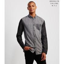 Camisa Para Caballero Aeropostale Nueva Talla Mediana 599$