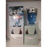 Perfume Importado Invictus X 100 Ml. Paco Rabanne