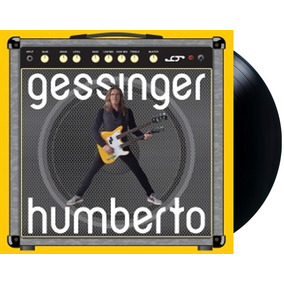 Lp Compacto Vinil Humberto Gessinger Desde Aquela Noite Novo