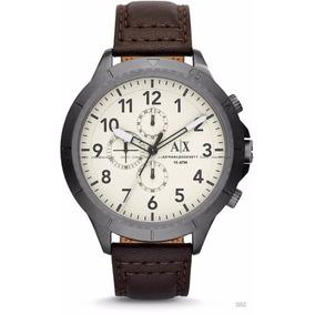 Relógio Armani Exchange Couro - Ax1757