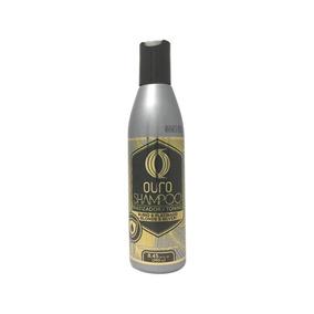 Shampoo Matizador Cabello Rubio Platinado Ouro 240ml Lm