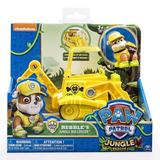 Paw Patrol Jungle Rescue - Rubble