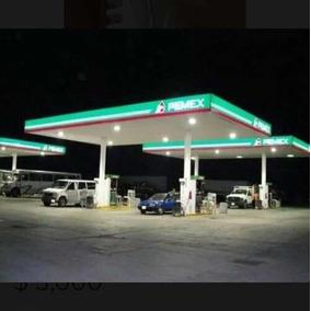 10 Luminaria Led Philips 150w Para Gasolineras