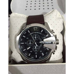 0386df23996 Diesel Dz 1384 Pulseira Silicone Original Usa Masculino - Relógios ...
