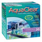 Filtro Cascada Exterior Rebalse Acuario Aqua Clear 20 *