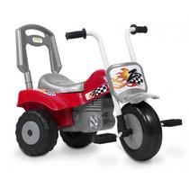 Triciclo Caminador Moto Kuma Kids Nene O Nena Baby Chuick