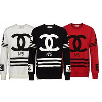 Sweater Sudadera Coco Chanel No 5