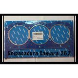 Empacadura Cámara Bleazer 262 Motor Tbi -vortec