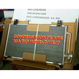 Condensador De Aire Acondicionado Kia Rio 2000/2001 Korea