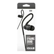 Fone De Ouvido Profissional Vokal E20 Retorno Monitor In Ear