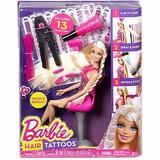 Barbie Hair Tattoos Diseña Tu Cabello Crea Looks Accesorios