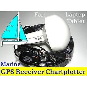 Portátil Marino Gps Receptor Antena Googleearth Cmap Garmin
