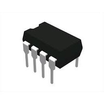 Tl082 Amplificador Operacional Doble Jfet Dip8 Itytarg