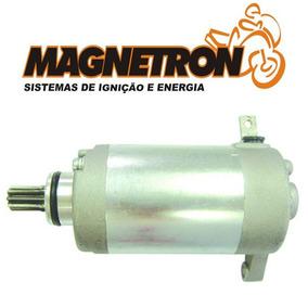 Motor De Partida Magnetron Ybr125/factor/xtz125 +brinde