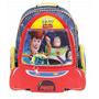 Mochila Infantil P/ Costas Toy Story G Woody Buzz Dermiwil
