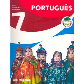 Projeto Arariba - Portugues 7º Ano - 6ª Serie