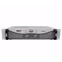 Skp Max-320 Potencia 150w+150w Rms 4 Ohm Housemusic