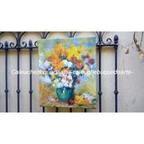 Cuadros Famosos En Lienzo Marcos Pintores Renoir 40x50
