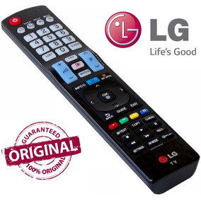 Controle Original Lg Akb73756504 Lw5700 La6200 La6600 La7400