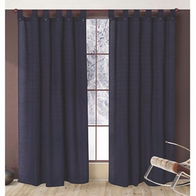 Cortinas azul marino cortinas convencionales en mercado libre argentina - Cortinas azul marino ...