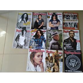 Revistas Rolling Stone.