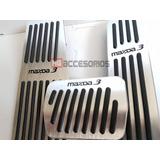 Pedales Deportivos Mazda 3 2014-2018 Transmisión Automatica