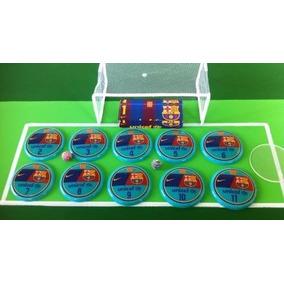 Futebol De Botão Barcelona E Real Madrid