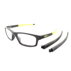 Haste Oakley Crosslink Original - Óculos Preto no Mercado Livre Brasil a71ab15d53