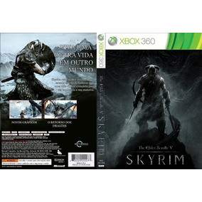 Skyrim The Elder Scrolls V Pra Xbox 360 Destravado Lt 3.0