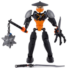 Ninjago Cole Armor Ninja Airtizu 20 Cm Robotel