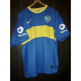 Camiseta Boca Juniors Nike 2012