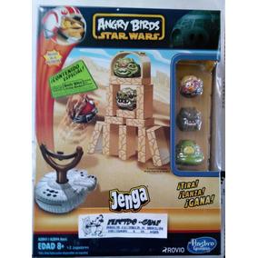Angry Birds Space, Juego De Mesa Jenga De Hasbro