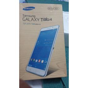Tabla Samsung 7.0 Wifi Mod.sm-t230nu 8gb Blanca En Caja