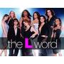 The L Word - Todas As 6 Temporadas Completas Em 23 Dvds